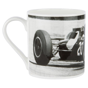 Lotus Racing Car Mug