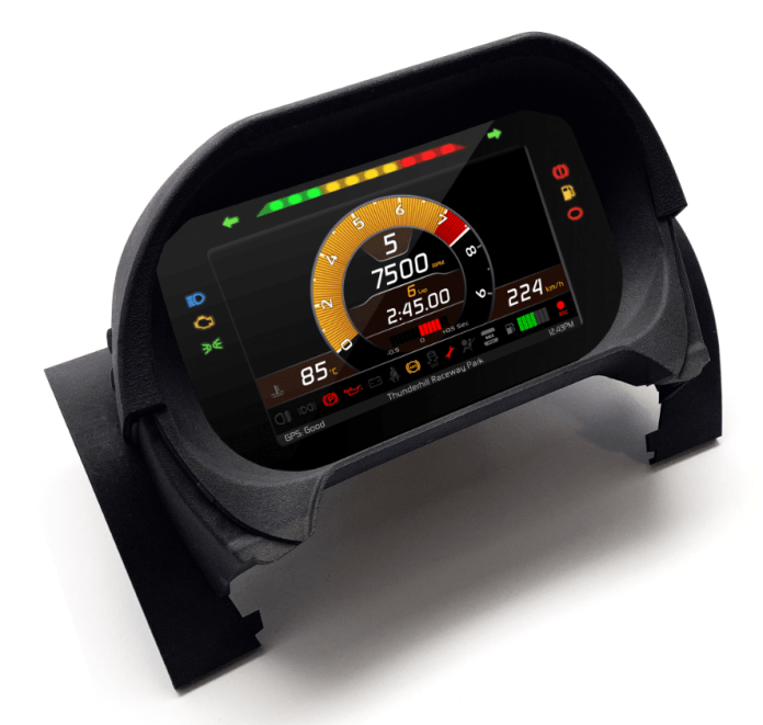 Lotus Approved Digital Dashboard