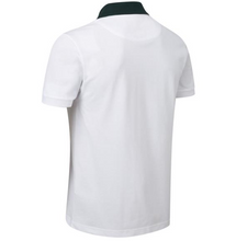 Load image into Gallery viewer, Lotus White Polo Shirt