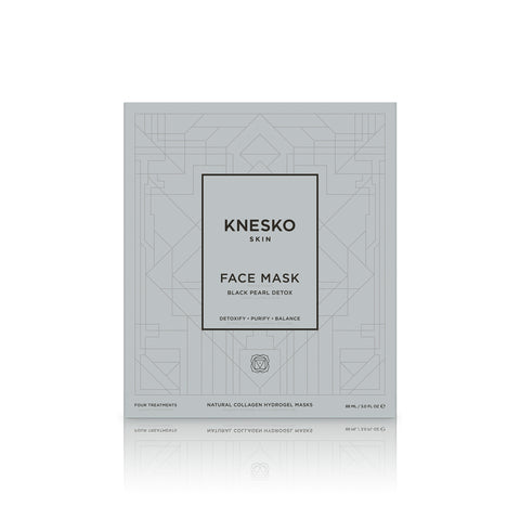 Black Pearl Collagen Face Mask