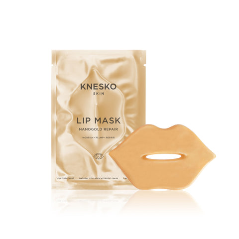 Nano Gold Repair Collagen Lip Mask