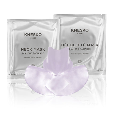 Diamond Radiance Neck and Decollete Mask