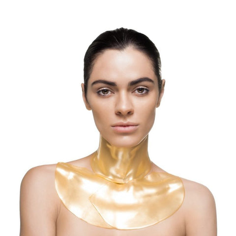 Nano Gold Repair Neck and Decollete Mask