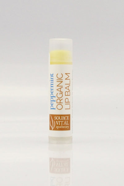 Organic Lip Balms (USDA Certified) - Sanctuary Spa Houston