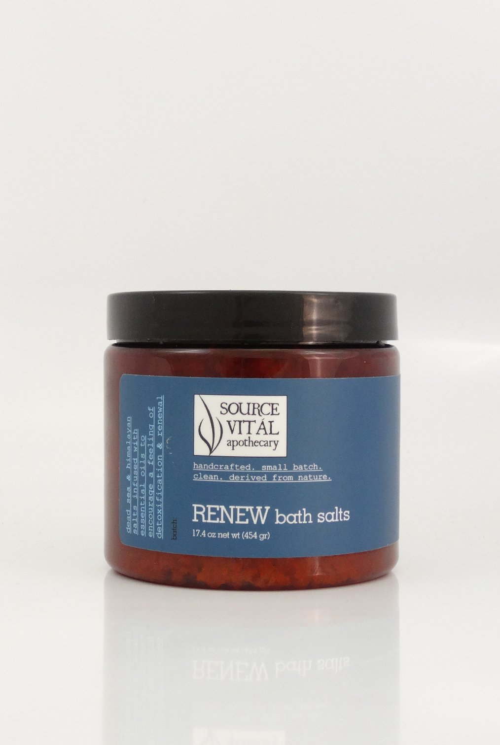 Renew Bath Salts - Sanctuary Spa Houston