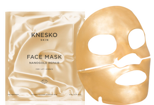 Nano Gold Repair Collagen Face Mask - Sanctuary Spa Houston