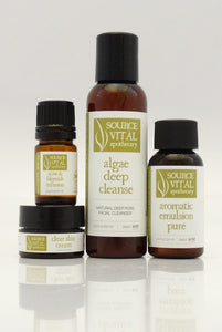 Acne Cleansing Starter Kit - Sanctuary Spa Houston
