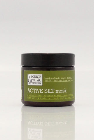 Active Silt Mask - Sanctuary Spa Houston