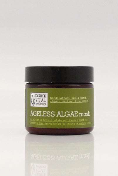 Ageless Algae Mask - Sanctuary Spa Houston
