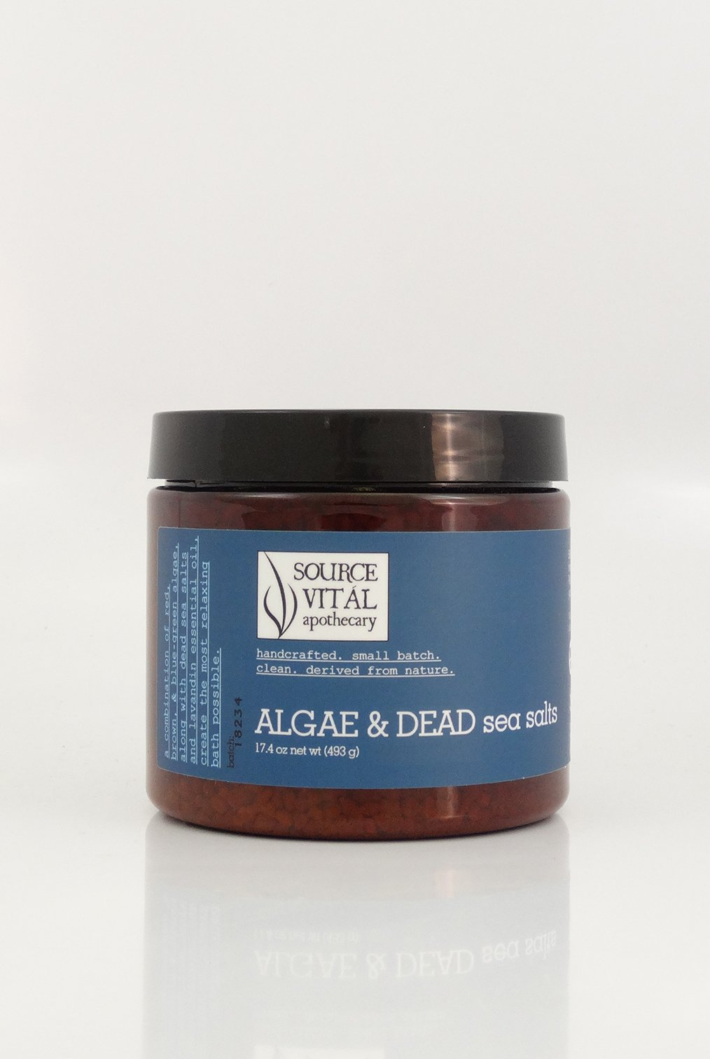 Algae & Dead Sea Salts - Sanctuary Spa Houston