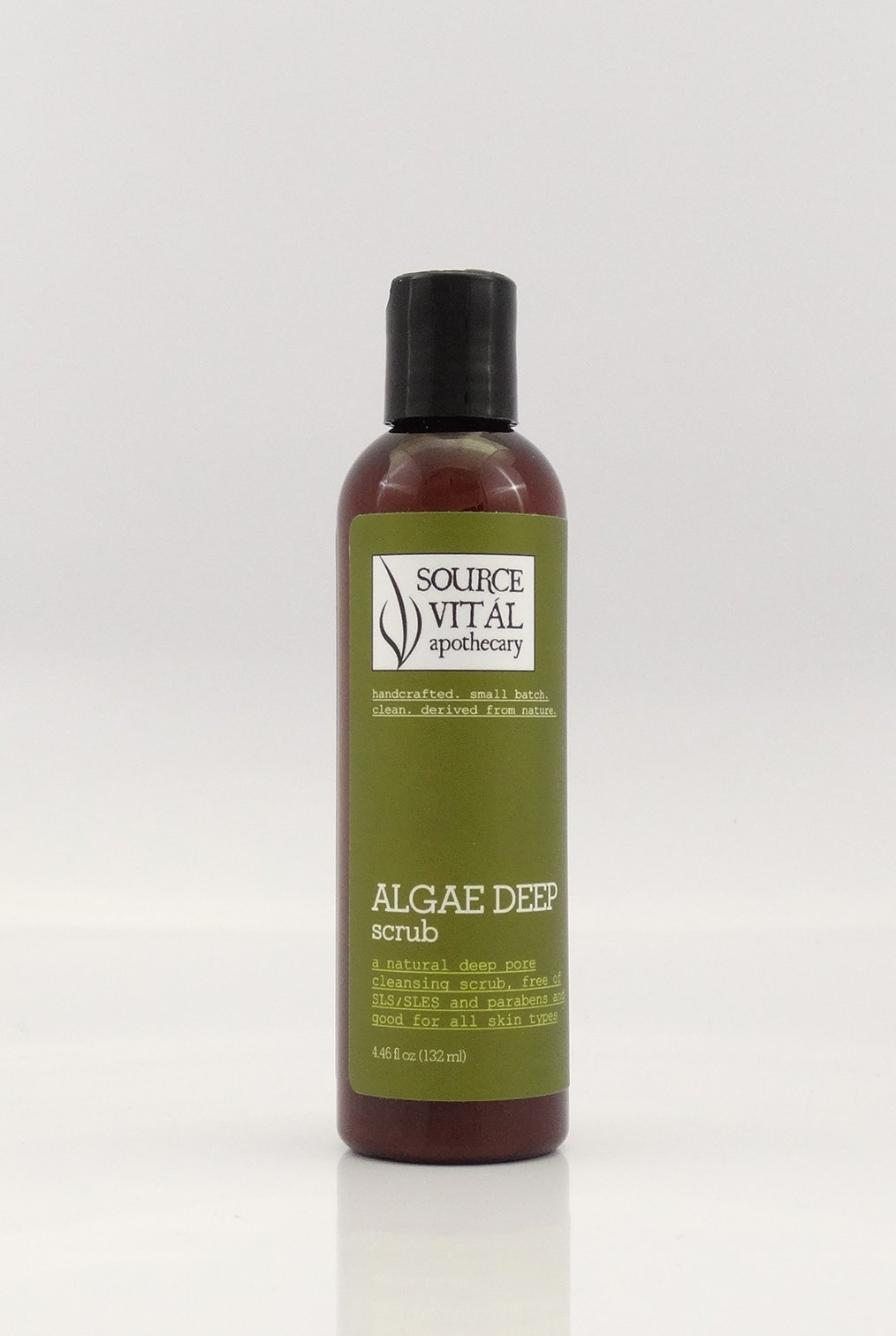 Algae Deep Scrub - Sanctuary Spa Houston