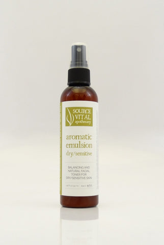 Aromatic Emulsion Dry/Sensitive - Sanctuary Spa Houston