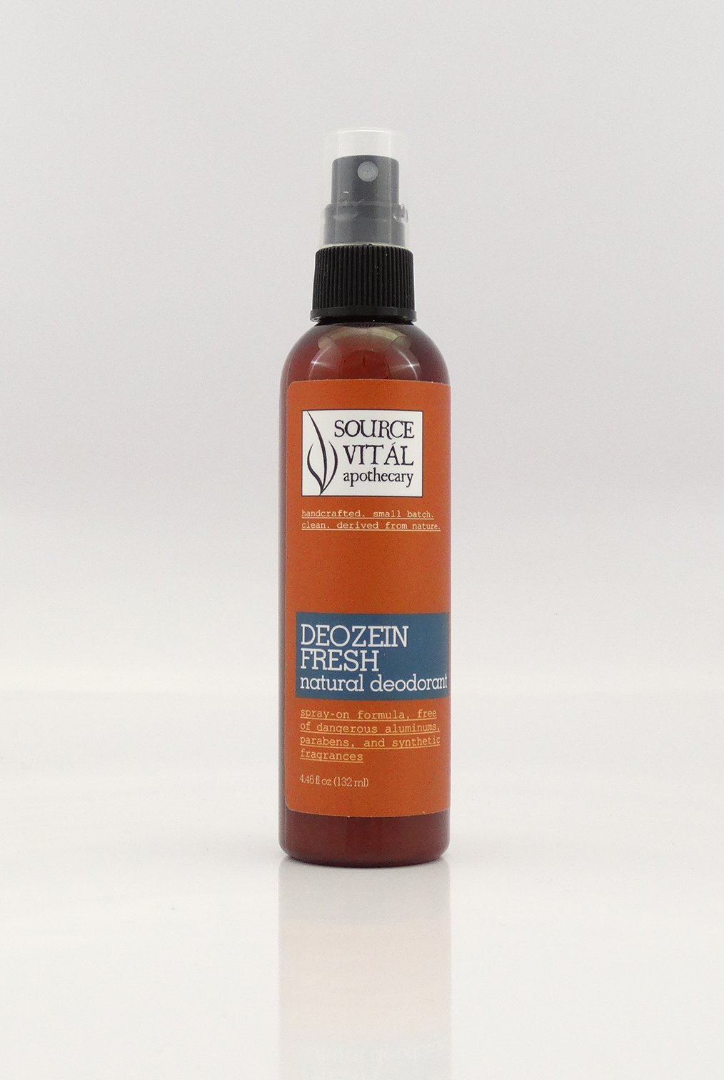 Deozein® Fresh Natural Deodorant - Sanctuary Spa Houston