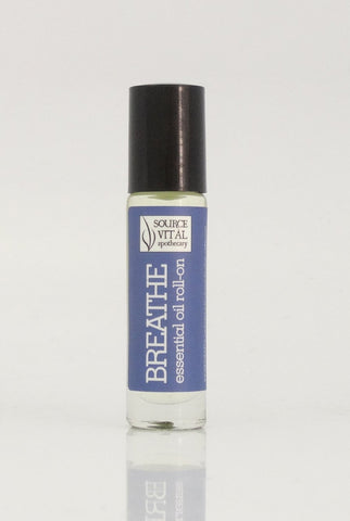 Breathe Essential Oil Roll-On - Sanctuary Spa Houston