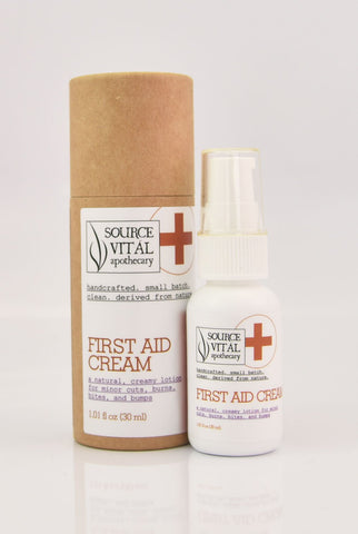 First Aid Cream - Sanctuary Spa Houston