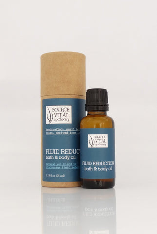 Fluid Reduction Bath & Body Oil - Sanctuary Spa Houston