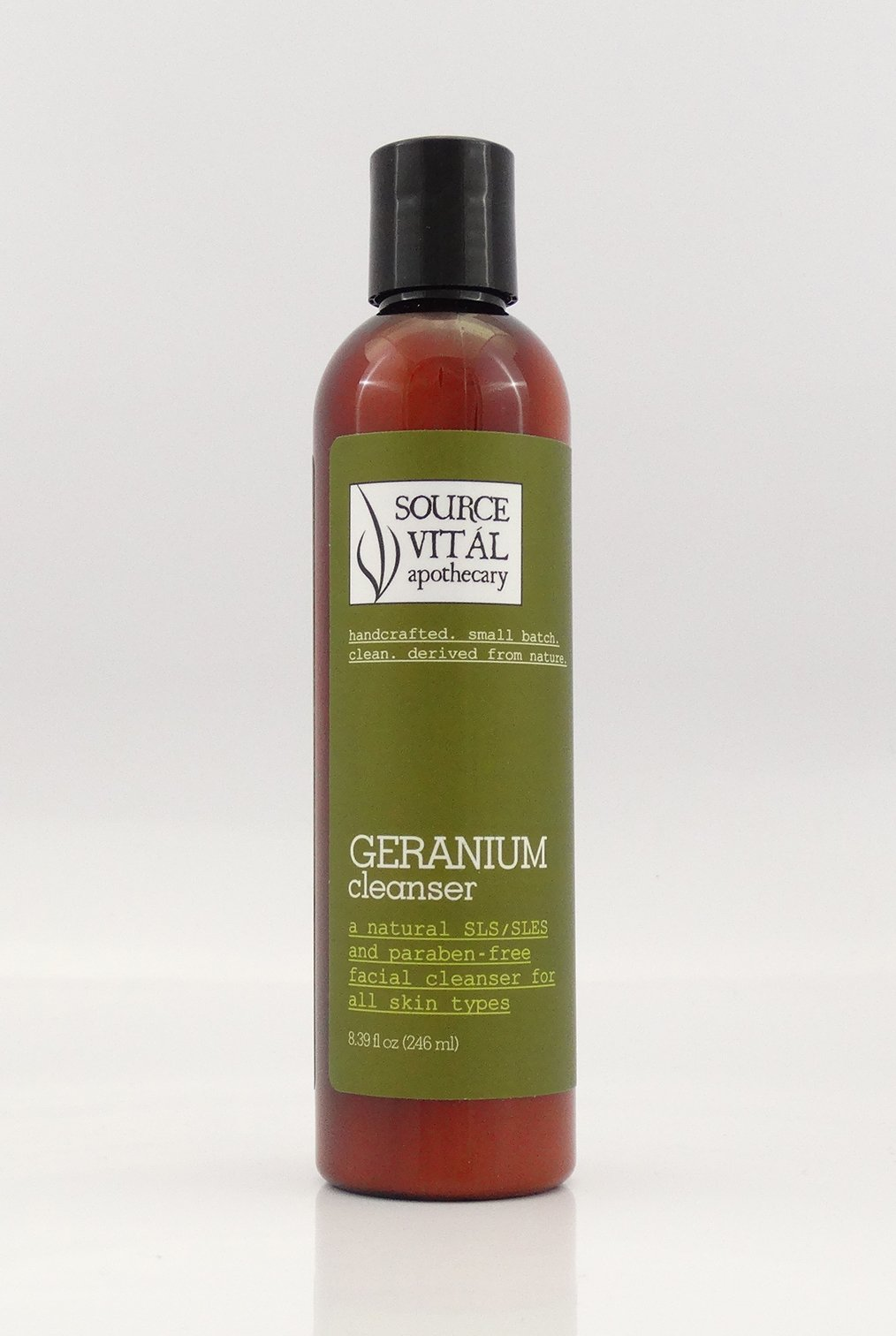 Geranium Cleanser - Sanctuary Spa Houston