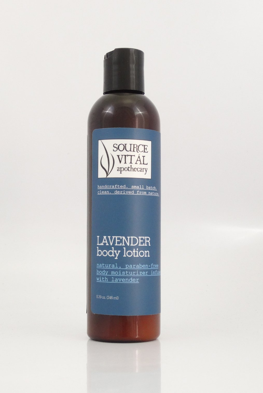 Lavender Body Lotion - Sanctuary Spa Houston