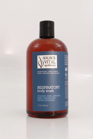 Respiratory Body Wash - Sanctuary Spa Houston