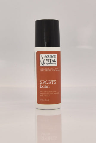 Sports Balm - Sanctuary Spa Houston