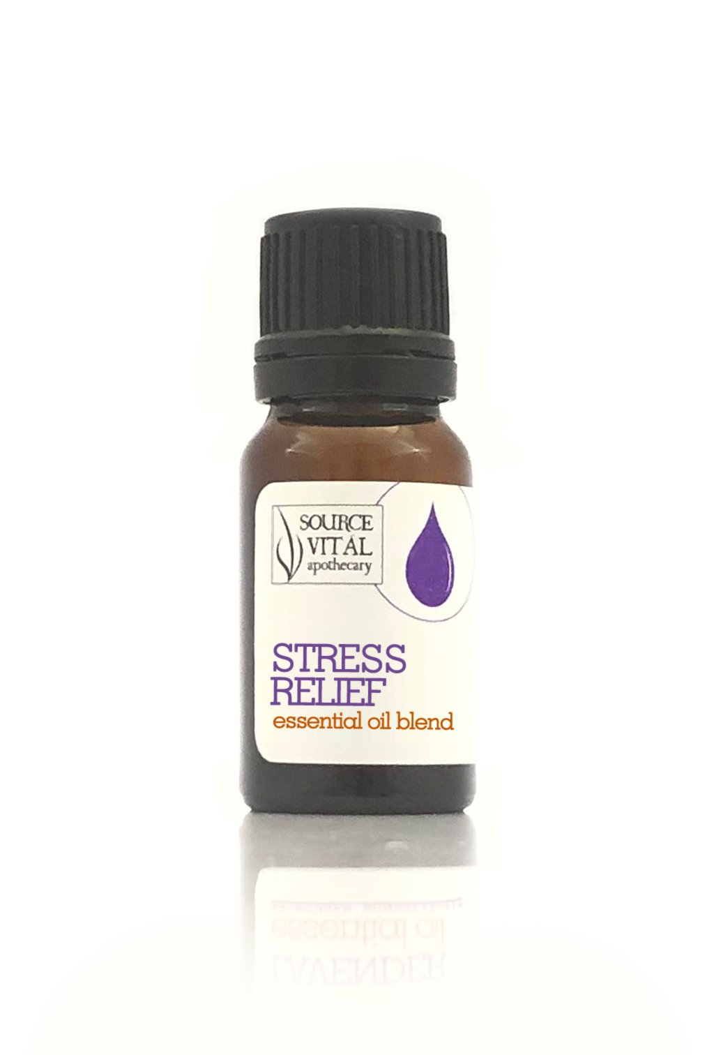Stress Relief Essential Oil Blend - Sanctuary Spa Houston
