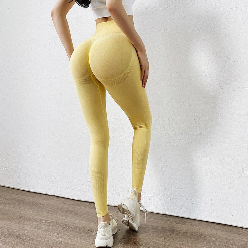 Women's Scrunch Butt Leggings
