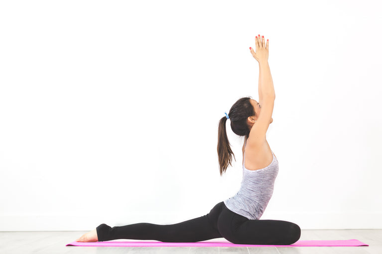 online yoga, zoom, yoga from home, stay active