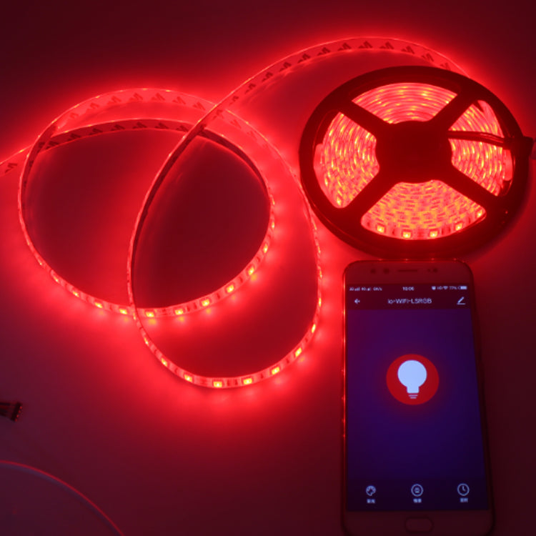 Marrath Smart Home 16 Million Color RGBW Wi-Fi LED 5 meter strip light  work with Marrath Home APP