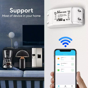 Marrath Smart WiFi Switch Module Compatible with Alexa, Google Home and Marrath Home App