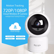 Load image into Gallery viewer, Marrath Smart WiFi 1080P Full HD IP PTZ CCTV Video Auto Tracking Camera
