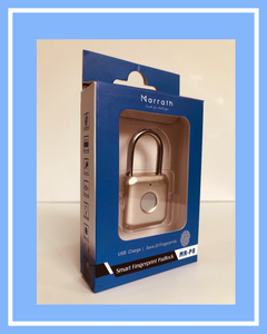 Marrath Smart  Fingerprint Pad Lock