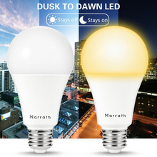 Load image into Gallery viewer, Marrath Smart Home Dusk to Dawn LED light Sensor Bulb
