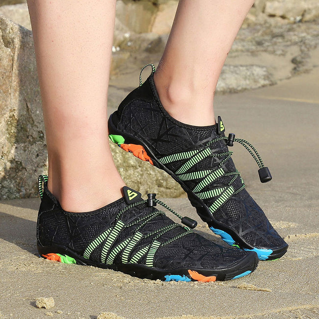Mens and Womens Water Shoes Aqua Shoes Beach Sports Quick Dry