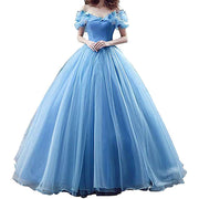 Illusion Bridal Gown Butterflies Quinceanera Dress Off The Shoulder Prom Gown