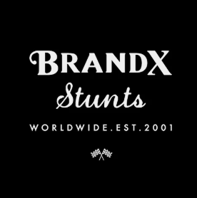 Brand X Stunts Hats and Tees