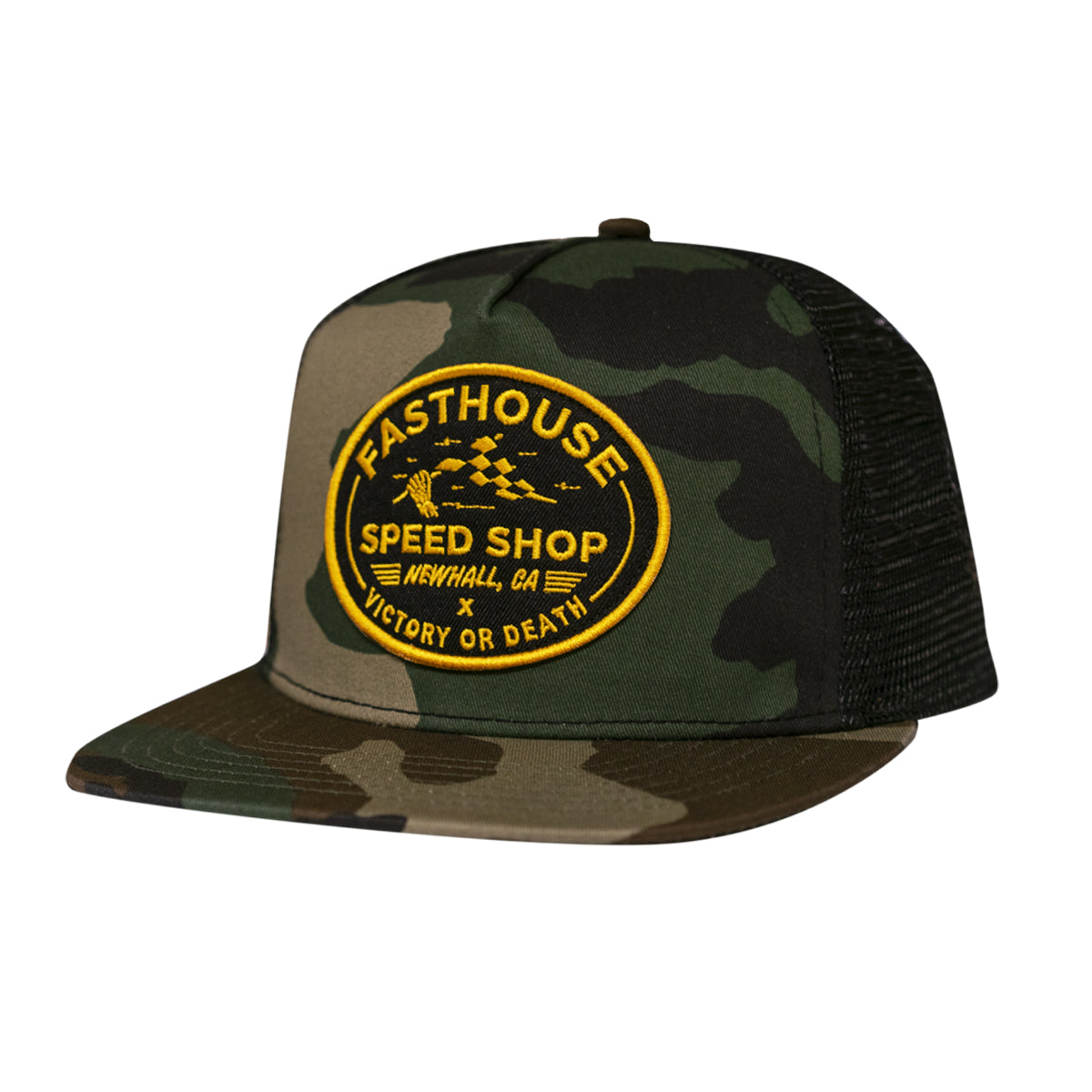 Fasthouse - Victory Hat - Camo