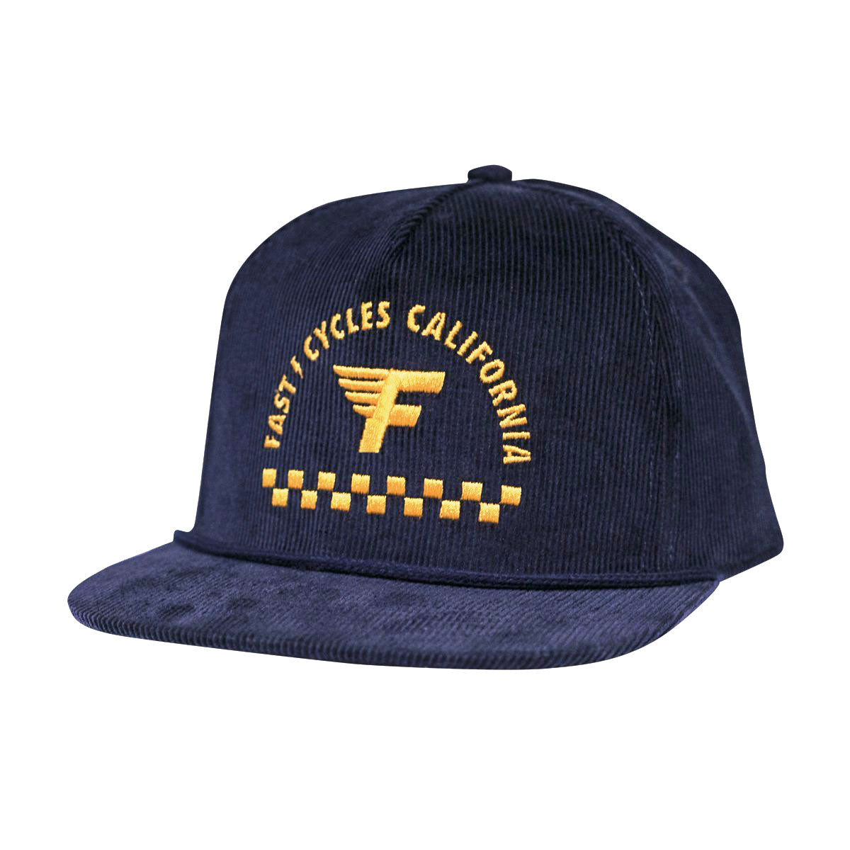 Fasthouse - Fast Cycles Hat - Navy
