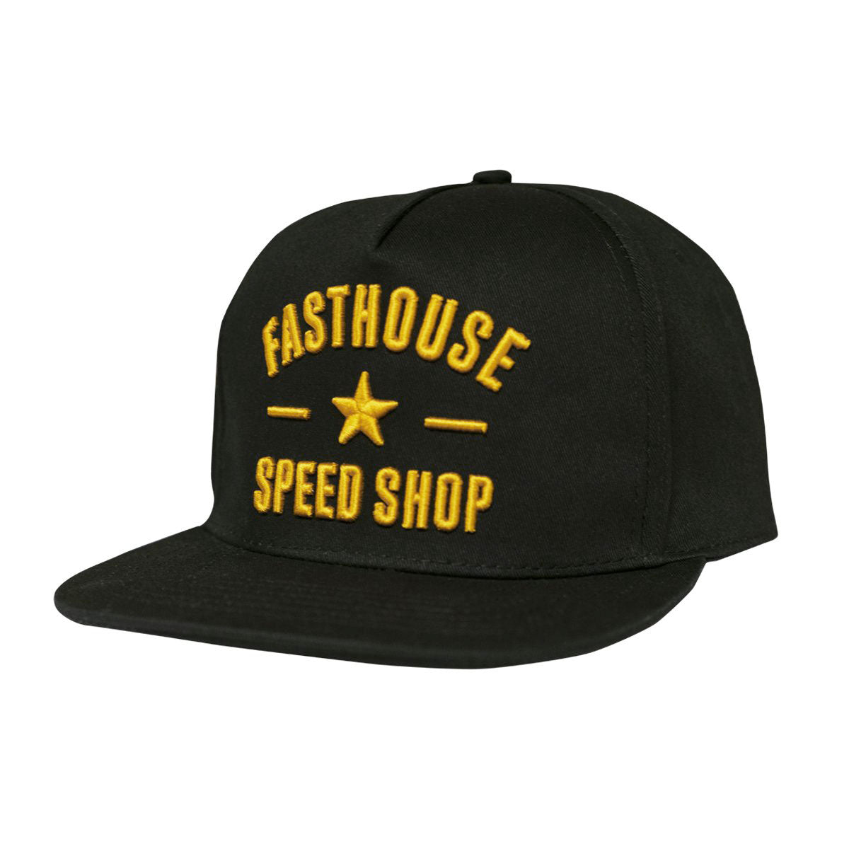 Fasthouse - Speed Star Hat - Black