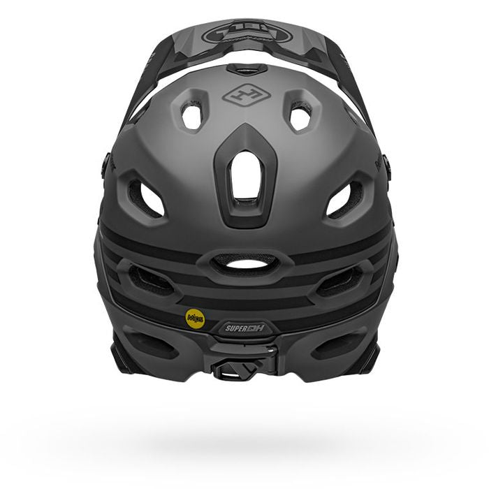 Fasthouse - Bell Super DH MTB Helmet - Gray/Black