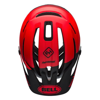 Fasthouse - Bell Sixer MTB Helmet Matte - Red/Black