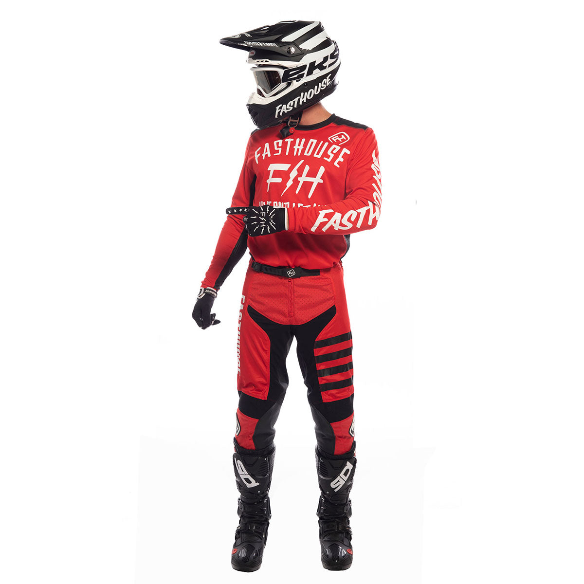 Fasthouse - Speed Style 2.0 Pant - Red