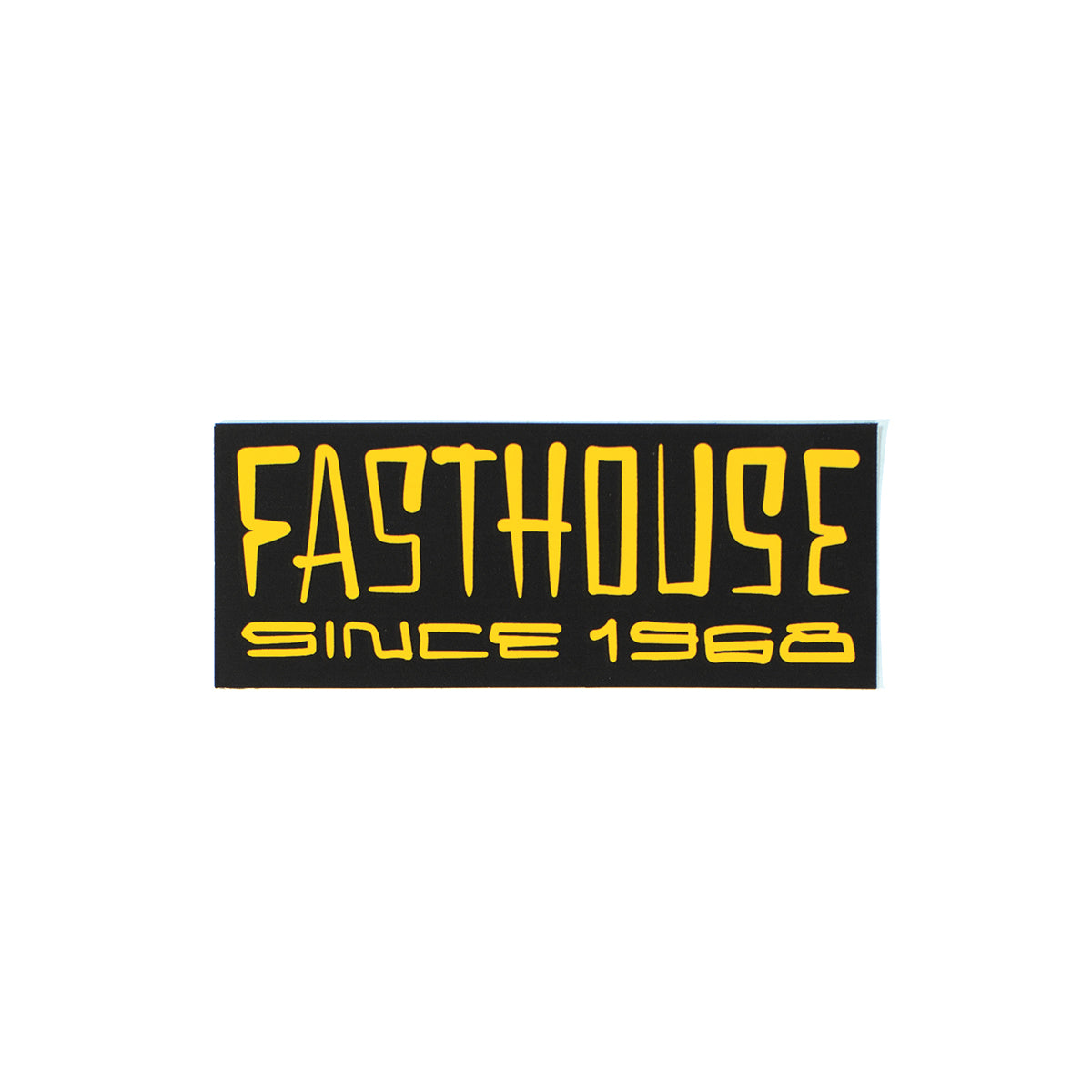 Fasthouse - 1968 Sticker