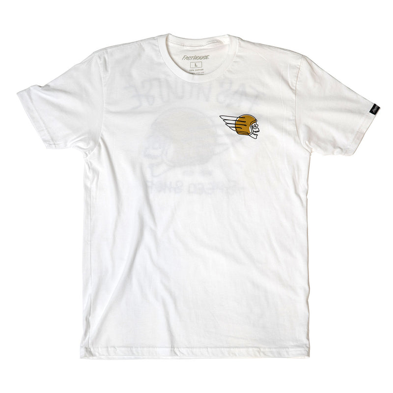 Fasthouse - Heretic Tee - White