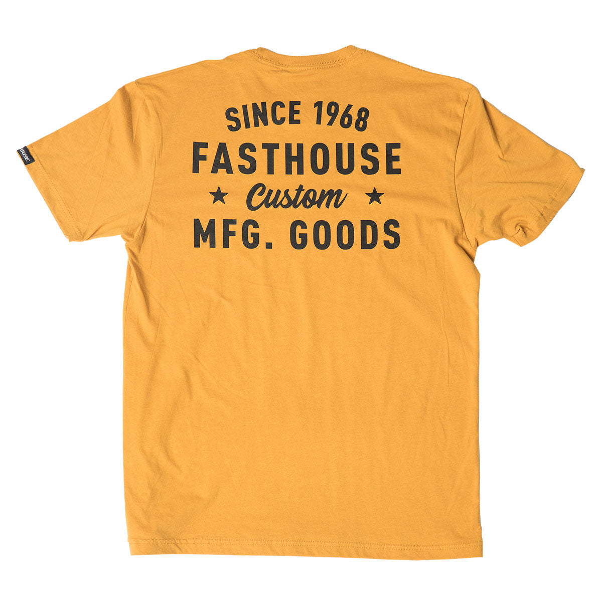 Fasthouse - Garage Tee - Vintage Gold