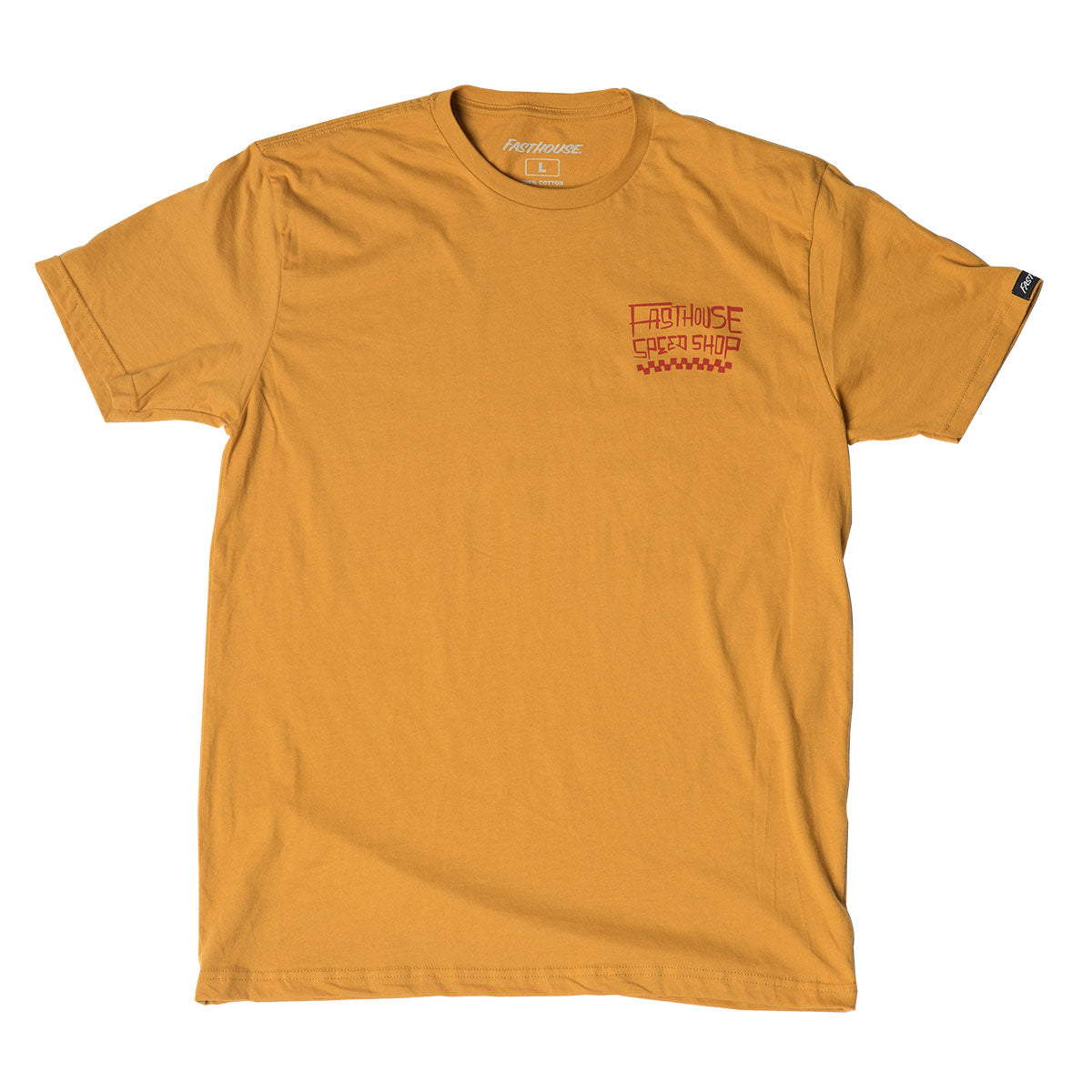 Midway Tee - Vintage Gold