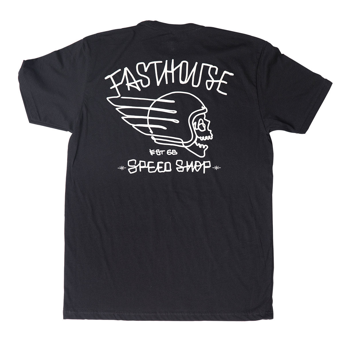 Fasthouse - Heretic Tee - Black