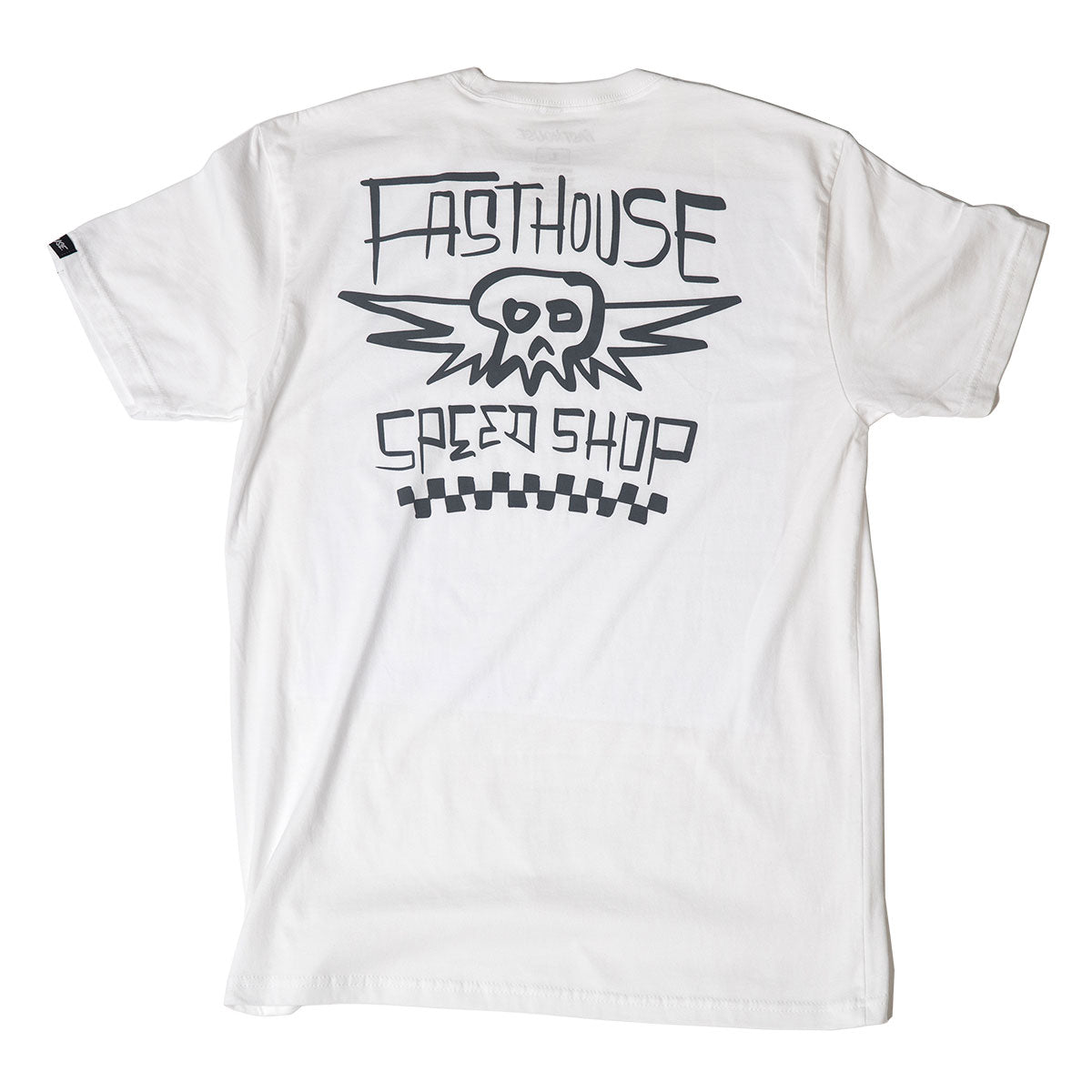 Fasthouse - Midway Tee - White