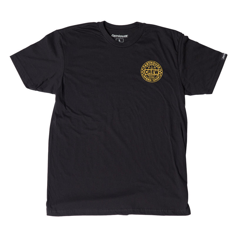 Fasthouse - Atlas Tee - Black
