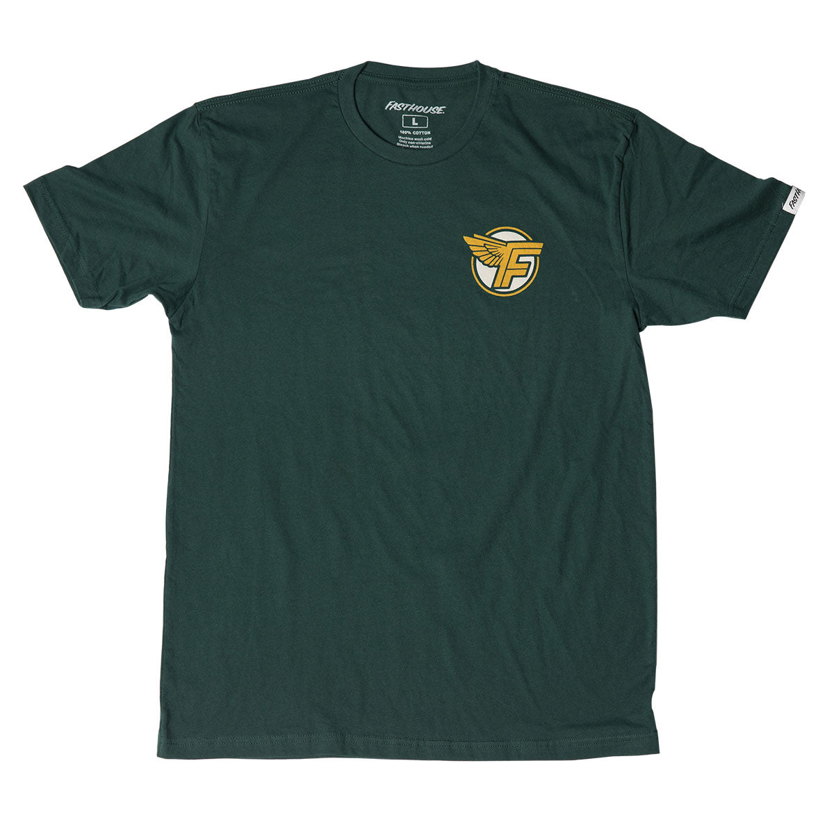 Fasthouse - Malen Tee - Forest Green