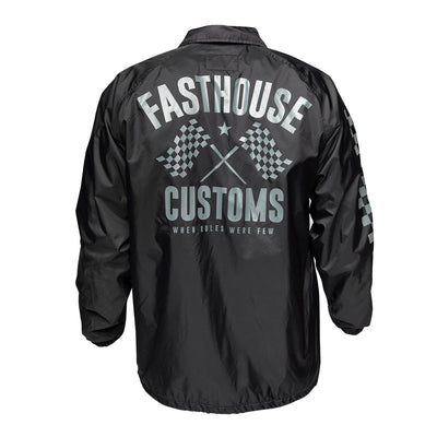 Fasthouse - 68 Trick Jacket - Black